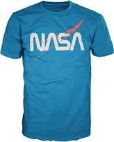 Bioworld Nasa Bold Logo T-Shirt