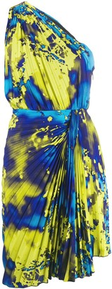 MSGM One Shoulder Dress