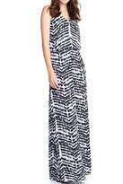 Tart Collections Navy Maxi Dress