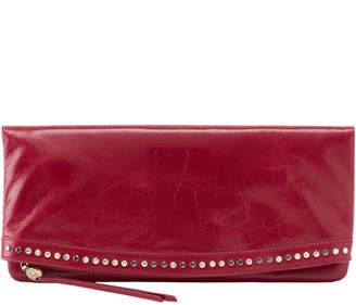 Hobo Zeal Leather Clutch