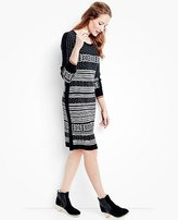 Women's Snö Happy Sweater Dress In Cotton Cashmere