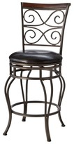 "Nobrand No Brand Wilson 24"" Counter Stool - Bronze"