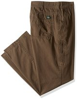 G.H. Bass Men's Big and Tall Canvas Terrain Pant
