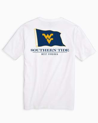 Southern Tide West Virginia Flag Short Sleeve T-Shirt