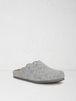 White Stuff Silvia cut out foot bed mule