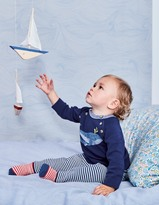 Boden Whale Knitted Play Set