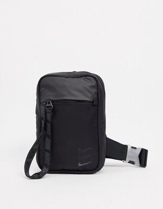 Nike Advance crossbody bag in black