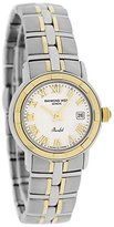 Raymond Weil Women's 9440-STG-00908 Parsifal 18k Gold and Stainless Steel Watch