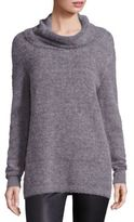 Equipment Rumor Cowlneck Baby Alpaca Wool Sweater