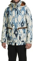 Burton Fremont Printed Snowboard Jacket - Waterproof (For Men)