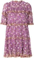 Etoile Isabel Marant floral print ruffled dress