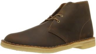 Clarks Men's Desert Boot Core Crepe Soled Desert Boot