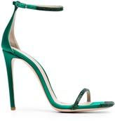 Sebastian Milano embellished sandals