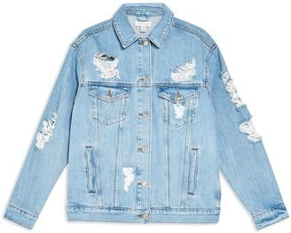 Topshop Denim outerwear