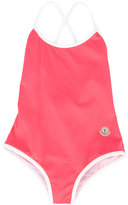 Moncler one piece swimsuit - kids - Spandex/Elastane/Polyamide-8 - 4 yrs