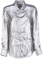 Golden Goose Deluxe Brand Lame Shirt