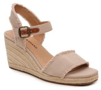 Lucky Brand Morah 2 Espadrille Wedge Sandal