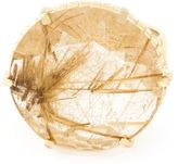 Wouters & Hendrix rutilated quartz ring