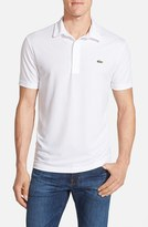 Lacoste Men's Ultra Dry Pique Golf Polo