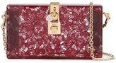 Dolce & Gabbana 'Dolce' box clutch