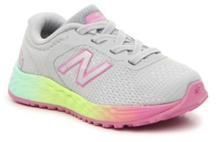 New Balance Fresh Foam Arishi v2 Slip-On Running Shoe - Kids'