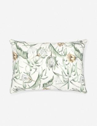 Lulu & Georgia Rylee + Cru Tropical Lumbar Pillow