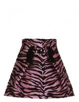 Kenzo Animalier Printed Skirt