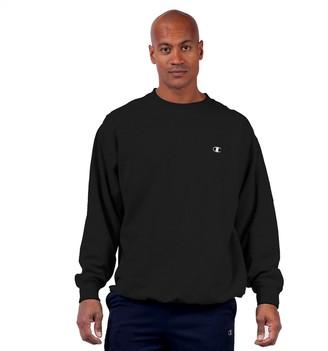 Champion Big & Tall Fleece Crewneck Sweatshirt