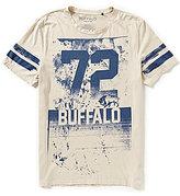 Buffalo David Bitton Nitrik Short-Sleeve Crewneck Graphic Tee