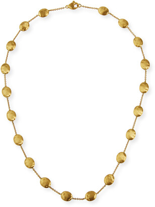 Marco Bicego Siviglia 18K Gold Single-Strand Necklace, 18