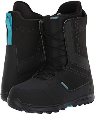 Burton Invader (Black) Men's Cold Weather Boots