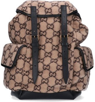 Gucci Small GG Backpack