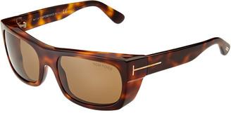 Tom Ford Men's Toby 56Mm Sunglasses