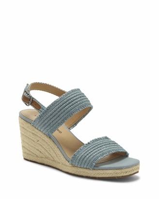 Lucky Brand Women's MINJAH Espadrille Wedge Sandal