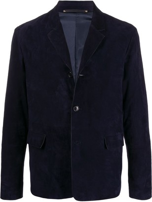 Paul Smith Long Sleeve Button Up Blazer