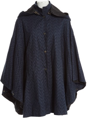 N. Carolina Ritz \N Navy Cotton Coats