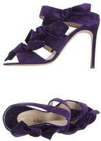Max Kibardin High-heeled sandals