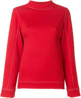 Marni stitch detail sweatshirt