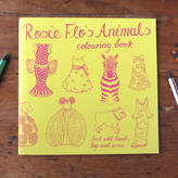 Flos Rosie Flo's colouring books Rosie Flo's Animals Colouring Book