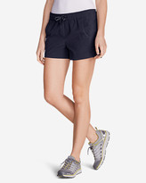 Eddie Bauer Women's Horizon Pull-On Shorts - Solid