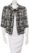 Chanel Embellished Bouclé Jacket