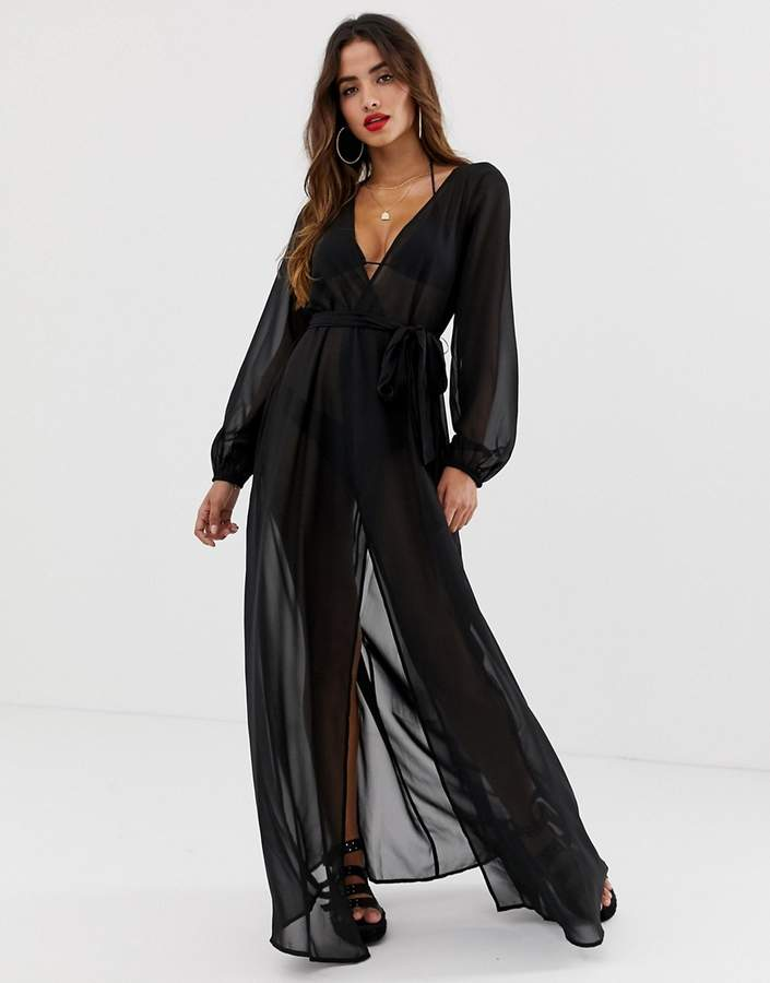 0828a7ab133b1 Asos Swimsuit Coverups - ShopStyle