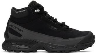 Salomon Black Shelter CS WP Advanced Boots