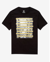 Express horizontal bars grafitti graphic t-shirt