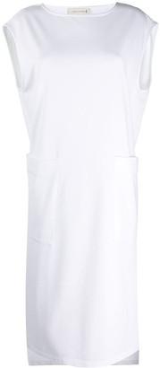 MACKINTOSH Forse mid-length shift dress