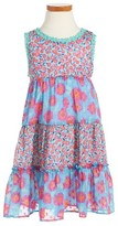 Kate Spade Toddler Girl's Floral Tiered Dress