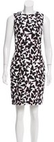 Kate Spade Printed Knee-Length Dress w/ Tags