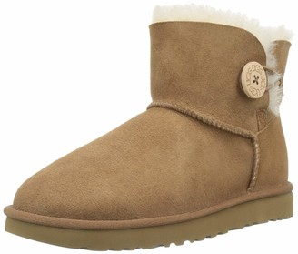 UGG Women's Mini Bailey Button II Boot