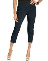 Black Skinny Capri Pants - ShopStyle