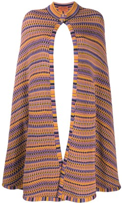 Missoni Pre Owned Knitted Cape